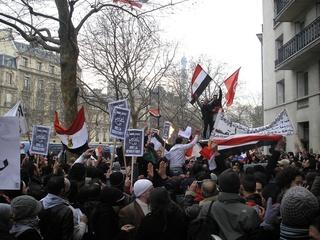 Egyptprotest